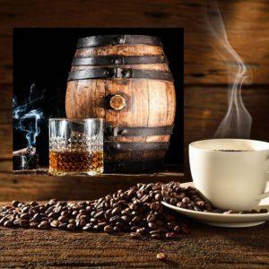 kawa rumowa
