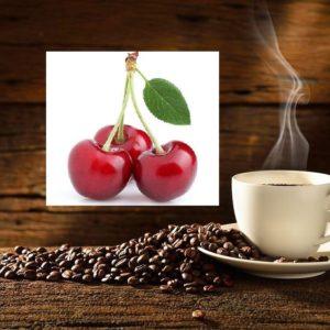 kawa wiśniowa